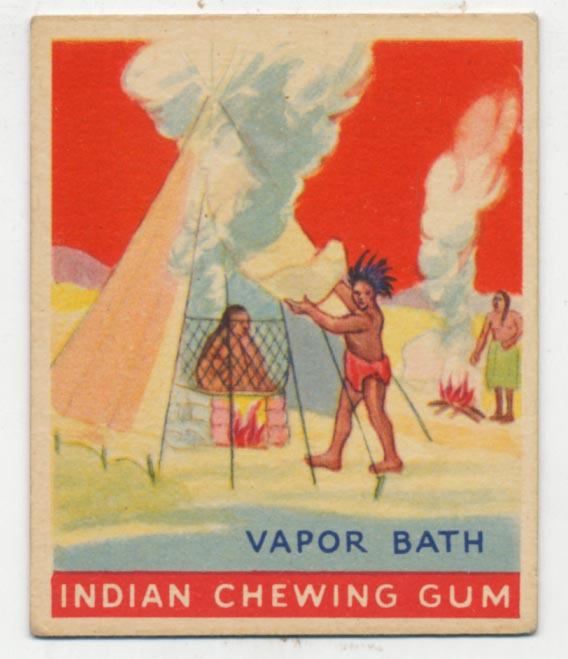 Lot #676 1933 Goudey Indians # 91  Cond: Ex
