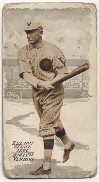 Lot #86 1920 Zeenut  Smith (Vernon) Cond: Fair-Good