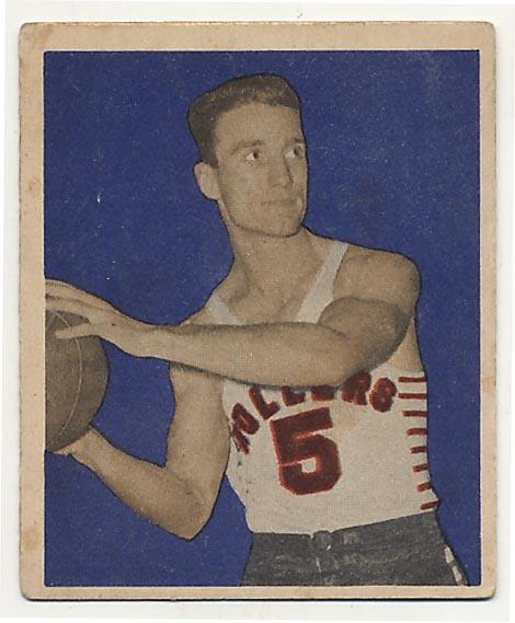 Lot #462 1948 Bowman # 12 Sailors Cond: VG