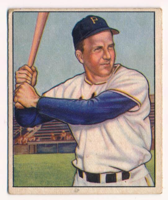 1950 Bowman 33 Ralph Kiner VG+