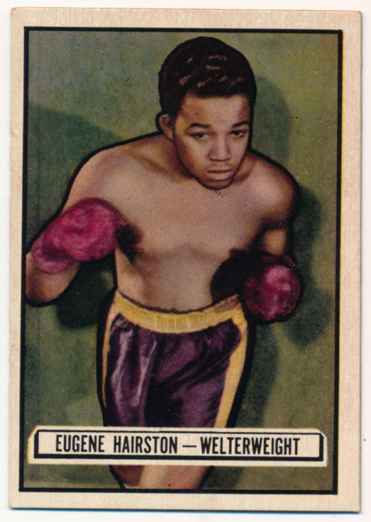 Lot #768 1951 Ringside # 37 Hartson Cond: NM