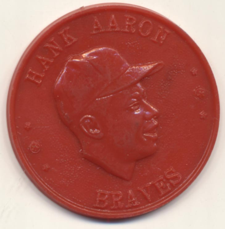 Lot #75 1959 Armour Coins  Aaron Cond: Nm-Mt