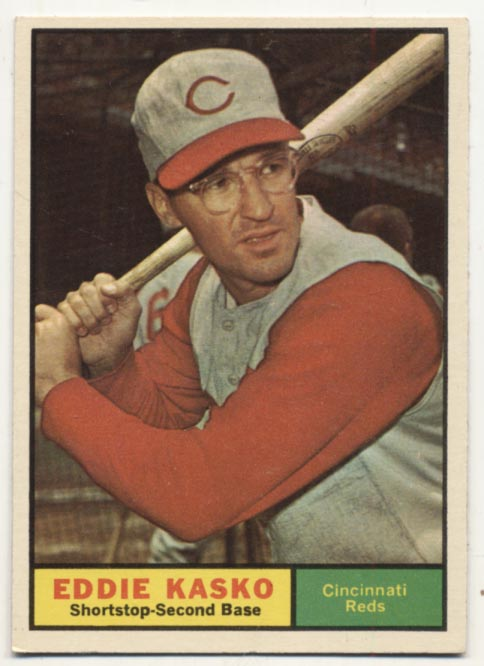Lot #1034 1961 Topps # 534  Cond: NM