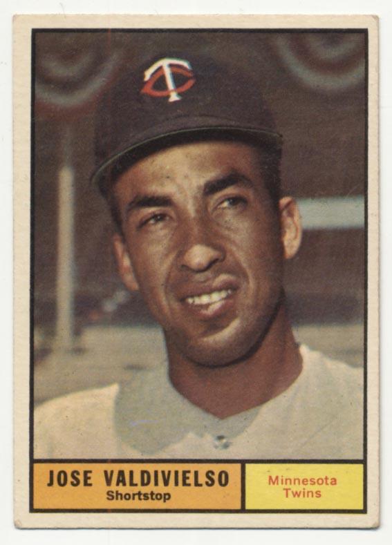 1961 Topps 557  Ex