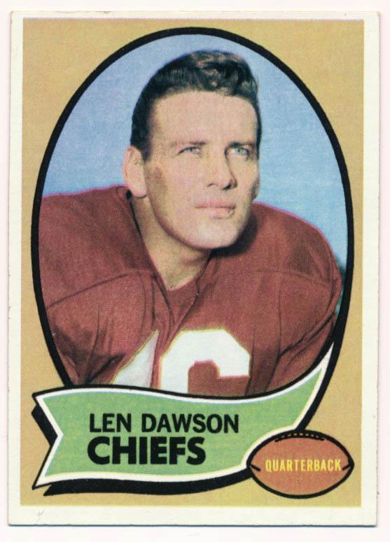 1970 Topps 1 Dawson Ex-Mt