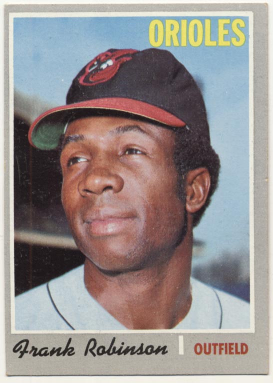 1970 Topps 700 F Robby Ex