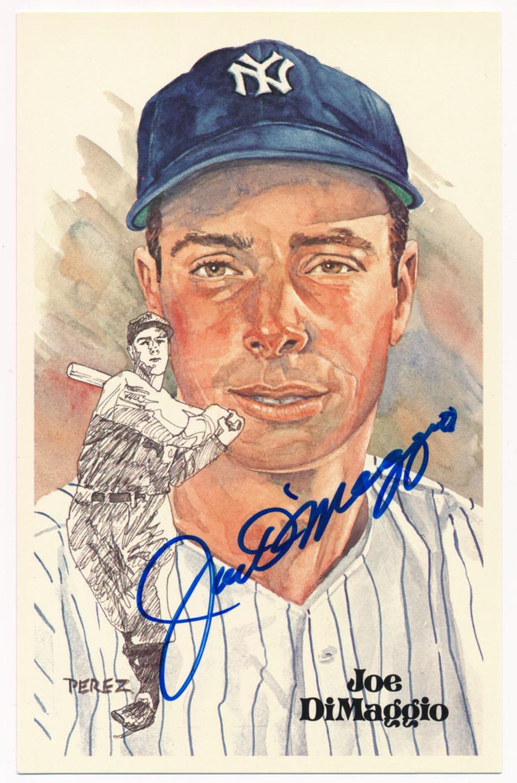 1980 Perez Steele  DiMaggio 9.5