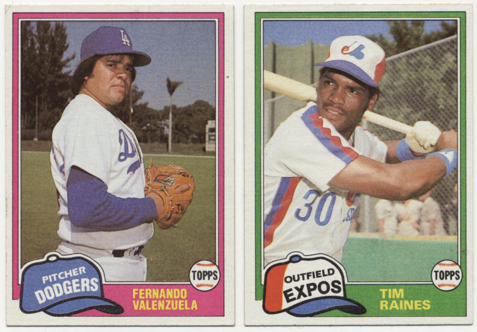 Lot #84 1981 Topps Traded  Complete Set Cond: NM to Nm-Mt