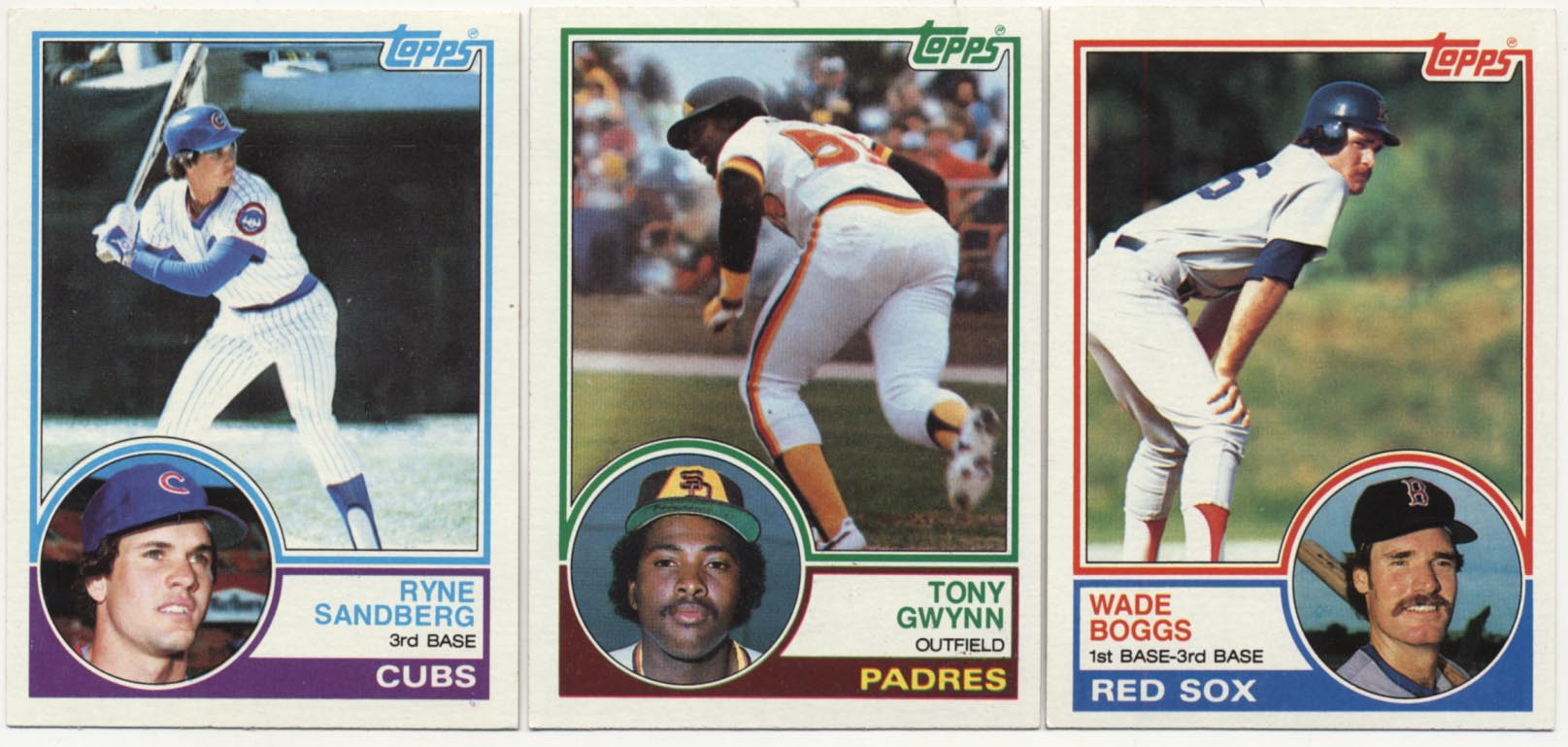 Lot #53 1983 Topps  Complete Set Cond: Nm-Mt