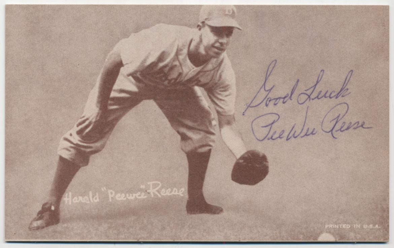 Lot #77 1947 Exhibit  Reese, Ball Partial Cond: 9.5 (reprint)