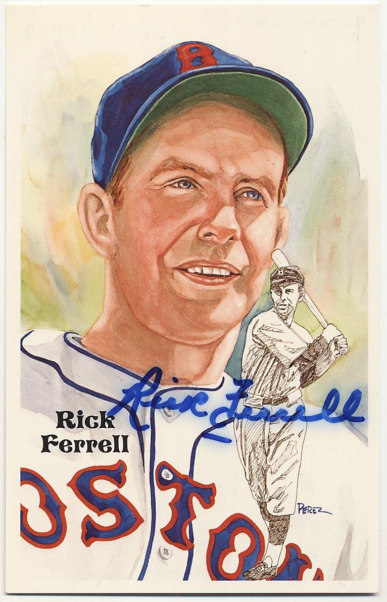 Lot #96 1980 Perez Steele  Ferrell, Rick Cond: 9.5