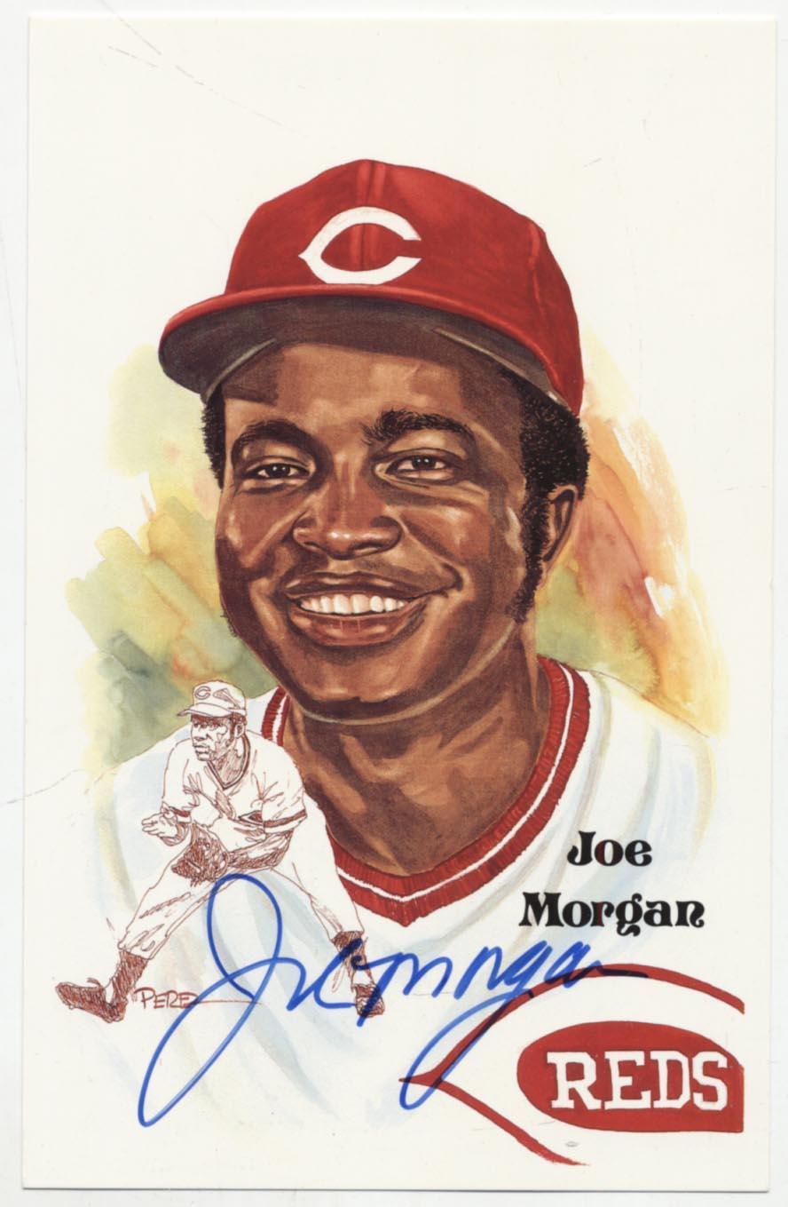 Lot #97 1980 Perez Steele  Morgan ( JSA LOA Card) Cond: 9.5