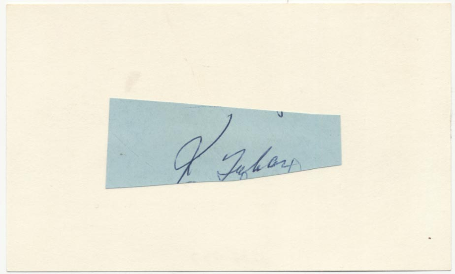 Lot #334  Cut  Tabor, Jim Cond: 9