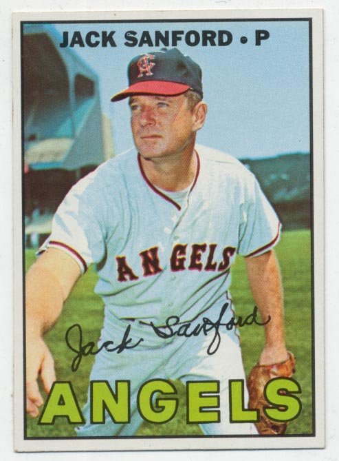 Lot #377 1967 Topps # 549   Cond: NM+