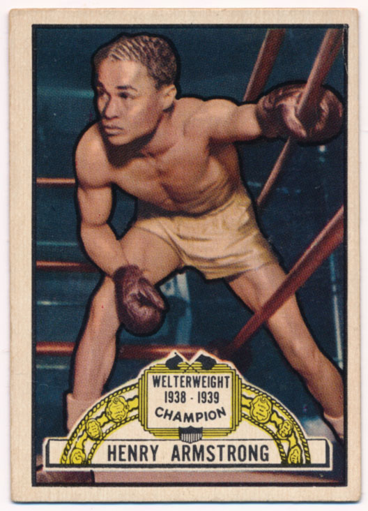 Lot #762 1951 Ringside # 2 Armstrong Cond: VG-Ex/Ex
