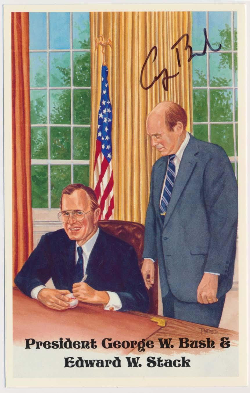 1980 Perez Steele  Bush, George W 9