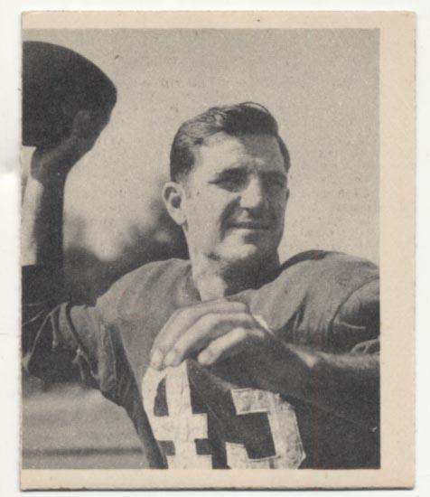 1948 Bowman 22 Baugh Ex-Mt mc