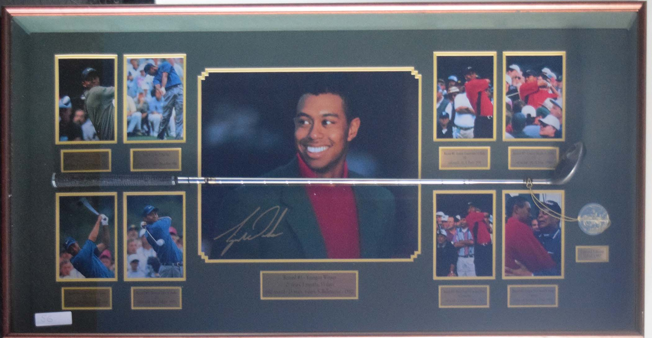 Clean Sweep Auctions Item: 0000525965 -- Lot #1014 Woods