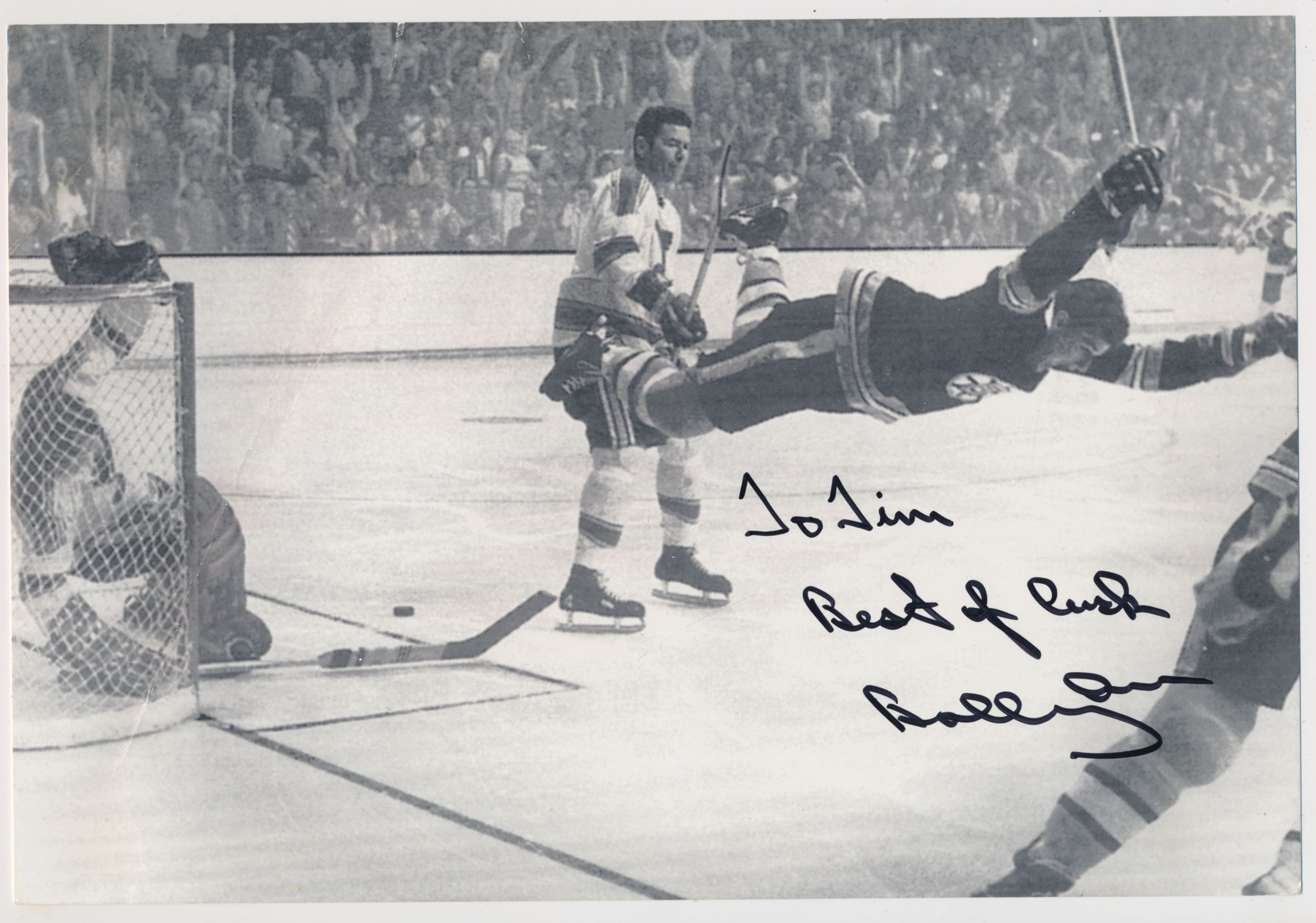 8 x 10  Orr, Bobby 9.5 pers
