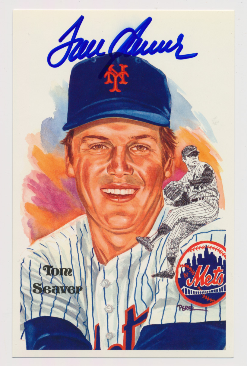 Lot #96 1980 Perez Steele  Seaver Cond: 9.5