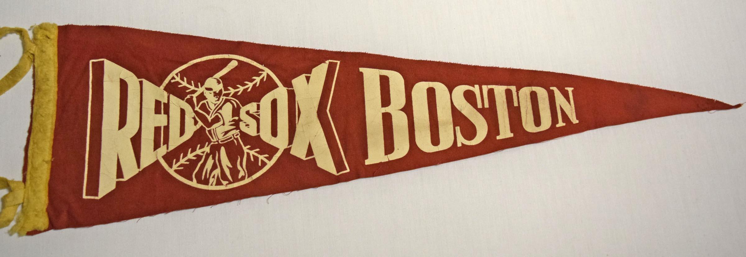 1940 Pennant  Boston Red Sox VG