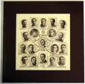 1906 W601  St Louis Browns w/Branch Rickey RC! NM*