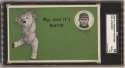 1907 Grignon Cubs Postcards  Lundgren SGC 4.5