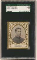1909 T204 Ramly 2 John J. Anderson SGC 3