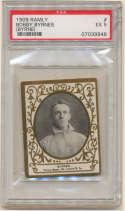 1909 T204 Ramly 21 Bobby Byrnes PSA 5