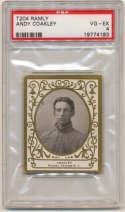 1909 T204 Ramly 27 Andrew Coakley PSA 4