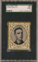 1909 T204 Ramly 52 Clark Griffith SGC 2