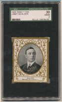 1909 T204 Ramly 74 Jimmy McAleer SGC 2