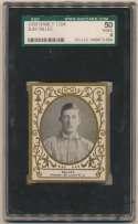 1908 T204 Ramly 102 Slim Sallee SGC 4