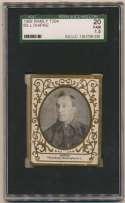 1908 T204 Ramly 108 Bill Shipke SGC 1.5