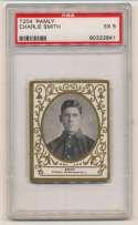 1908 T204 Ramly 109 Charlie Smith PSA 5