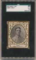 1908 T204 Ramly 114 Gabby Street SGC 3.5