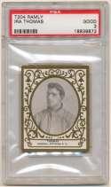 1908 T204 Ramly 117 Ira Thomas SGC 2