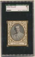 1908 T204 Ramly 120 Heinie Wagner SGC 3