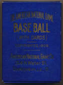 1909 American National Game  American-National Game in box NM