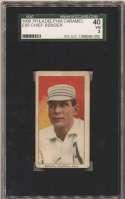 1909 E95 Philadelphia Caramel  Bender SGC 3