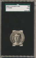 1909 Colgan Chips 235 Cy Young SGC 1