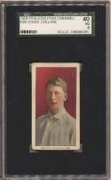 1909 E95 Philadelphia Caramel  Collins SGC 3