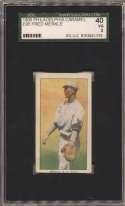 1909 E95 Philadelphia Caramel  Merkle SGC 3
