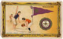 1910 T6 Murad Premiums  Williams College (basketball) GVG