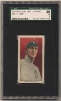 1909 E95 Philadelphia Caramel  Cobb SGC 3