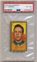 1911 T205 76 Gaspar PSA 4