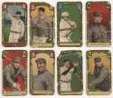 1911 T205  Minor League Player Set w/J. Collins (8 pcs) Poor-Good