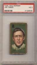 1911 T205 195 Tinker PSA 3