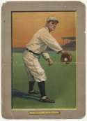 1911 T3 Turkey Red 122.1 Fred Tenney (New York) Fair