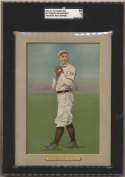1911 T3 Turkey Red 27 Christy Mathewson SGC 5